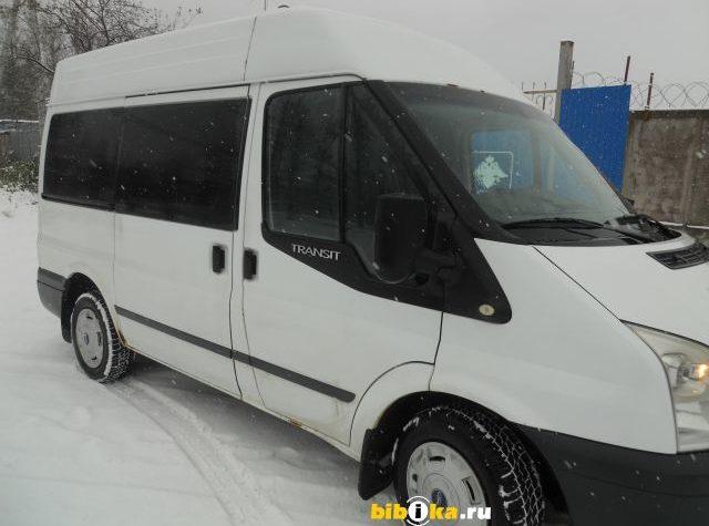 ford transit 2009 технические характеристики