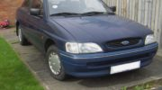 форд эскорт 1994 универсал