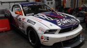 гонки форд мустанг