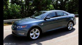 форд таурус 2010