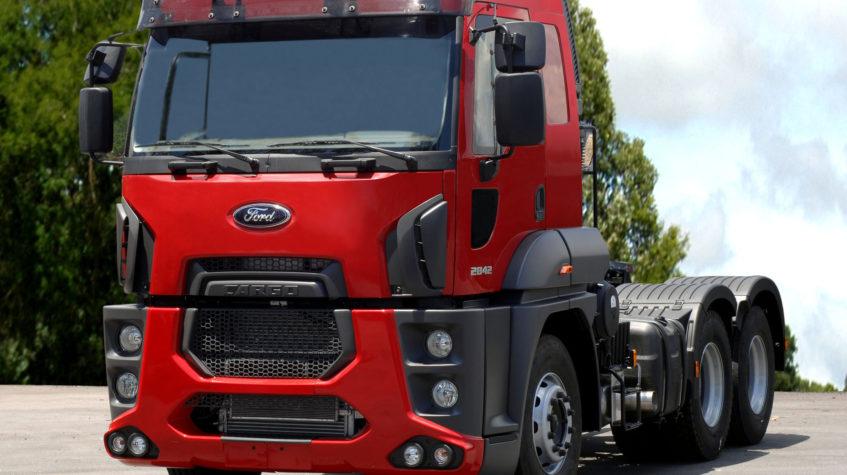 новые форды грузовые