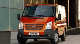 ford transit легковой или грузовой