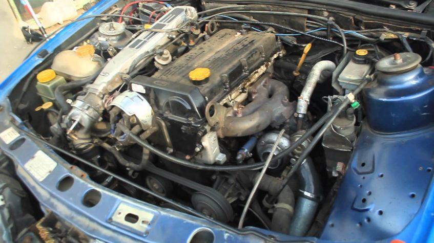 форд сиерра 2 0 dohc тюнинг