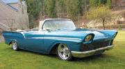 форд мустанг 1957