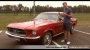 форд мустанг 1967 видео