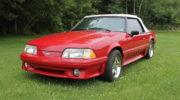 форд мустанг 1988