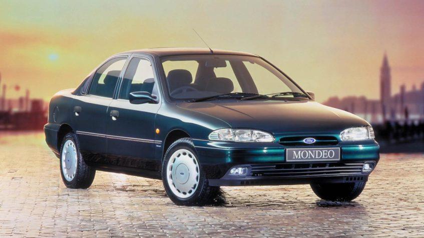 форд мондео 1993 г