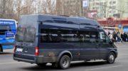 форд транзит на московском