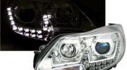 линзованные фары ford focus 3
