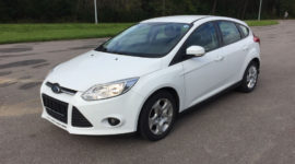 ford focus зеркала