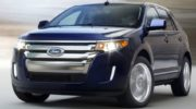 ширина автомобиля форд