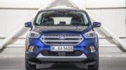 технические характеристики автомобилей форд куга 2017